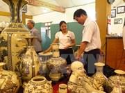 越南应努力提升手工艺业品牌强势地位