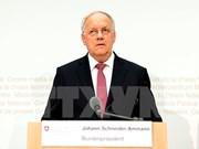 瑞士总统约翰•施奈德-阿曼:越瑞关系呈现出不断发展的良好态势