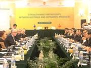 澳大利亚与越南各地加强沟通 促进合作