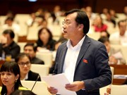 第十四届国会二次会议:选民都强调言行一致的方针