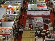 国际食品饮料、加工及包装技术展览会在河内开展