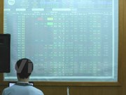 10月份HNX股票成交量略有增加