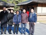 越南《人民报》社代表团对朝鲜进行工作访问
