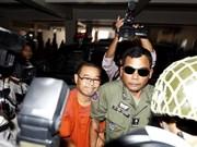 柬埔寨反对党参议员洪索胡被判处7年监禁