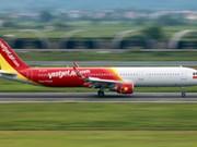 越捷航空拟开通胡志明市至台湾新航线