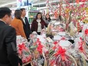 工贸部要求稳定2017年春节市场