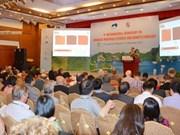 第八届先进材料科学和纳米技术国际会议在广宁省举行