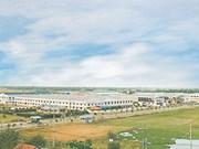坚江省各工业区吸引投资项目33个
