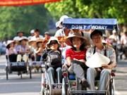 越南入围中国游客最喜爱旅游目的地10强榜单