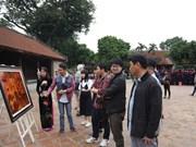 韩国企业与记者代表团考察河内旅游市场