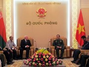 越南同白俄罗斯推动军事技术合作