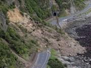 新西兰强震灾区中没有发现越南游客