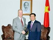 美国驻越南大使:美国始终如一重视发展越美双边贸易和投资关系