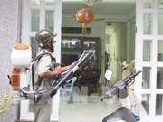 胡志明市寨卡病毒感染病例数继续增长