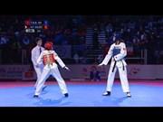 2016年世界青年跆拳道锦标赛:越南运动员胡氏金银夺金