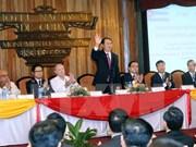 陈大光主席出席越古企业论坛 圆满结束对古巴访问