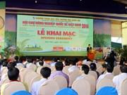 越南农业国际展销会吸引国内外320家企业参加