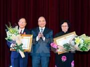 政府总理阮春福向全国教师致以教师节的祝贺