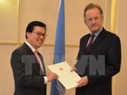 越南希望为联合国公共事务做出积极贡献