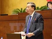 越南第十四届国会第二次会议发表第二十三号公报