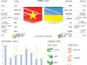 越南与乌克兰全面合作伙伴关系简介