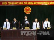 海洋银行前董事长何文深一案:阮春山被判死刑 何文深被判无期徒刑