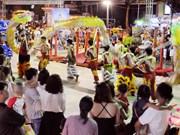 越南全国各地纷纷举行欢度中秋节活动(组图)