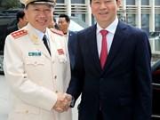 国家主席陈大光出席越南人民公安后勤技术力量成立70周年纪念典礼(组图)