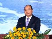 越南政府总理阮春福出席2018年薄辽省投资促进会(组图)