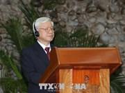 越共中央总书记阮富仲:继续谱写越古关系的新篇章