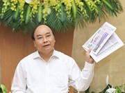 阮春福总理:确保法律草案制定工作如期进行(组图)