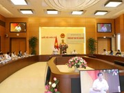 越南国会民族委员会第6次全体会议落下帷幕