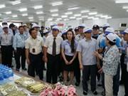 政府副总理武德儋:企业须与农民配合共建食品安全生产链