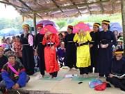 高平省隆重举行二姑娘文化节及其 国家非物质文化遗产证书受证仪式 (组图)