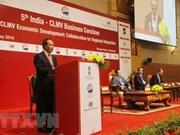 越南致力推进柬老缅越与印度一体化