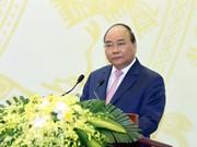 越南政府总理阮春福出席越南外国非政府组织工作委员会21年工作总结会议(组图)
