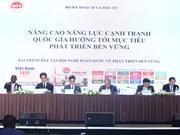 2018年可持续发展全国会议在河内召开(组图)