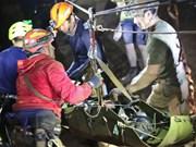 泰国少年足球队救援: 两名澳潜水员事先获得外交豁免权