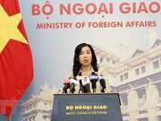 越南外交部例行记者会:越南祝贺柬埔寨成功举办第六届国会选举