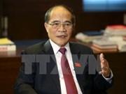 越南国会主席阮生雄:首次普选的成功取决于民族的智慧和力量
