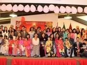 越南驻荷兰大使馆举行2016年新年招待会