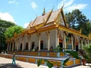 独特的九龙江平原地区高棉族寺庙
