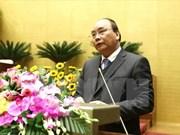 阮春福副总理走访海阳省拜年