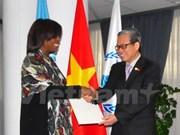 联合国世界粮食计划署希望与越南加强长期伙伴关系
