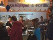 越南街头美食节亮相俄罗斯首都莫斯科