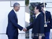 东盟—美国领导人特别峰会正式开幕