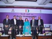 第八届东盟与印度对话会在新德里举行