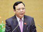 越南国家选举委员会社会治安秩序和公共安全小组召开第二次会议