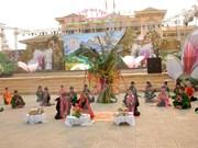 越南奠边省2016年羊蹄甲花节本月中旬举行