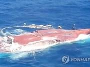 越南六名船员在韩国失踪